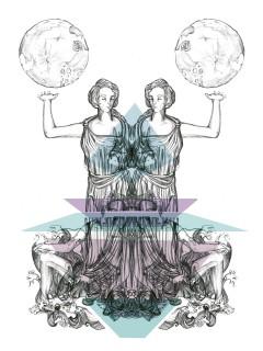 Illustration: Keine Götter mehr